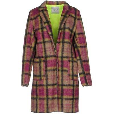 SHOP ★ ART COATS & JACKETS Coats Women on YOOX.COM