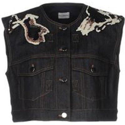 PHILOSOPHY di ALBERTA FERRETTI DENIM Denim outerwear Women on YOOX.COM