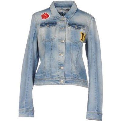 MELTIN POT DENIM Denim outerwear Women on YOOX.COM