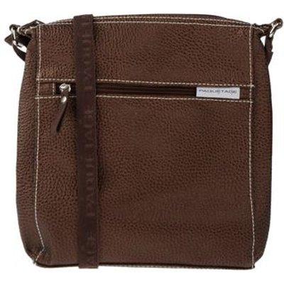 PAQUETAGE BAGS Handbags Women on YOOX.COM, Cocoa