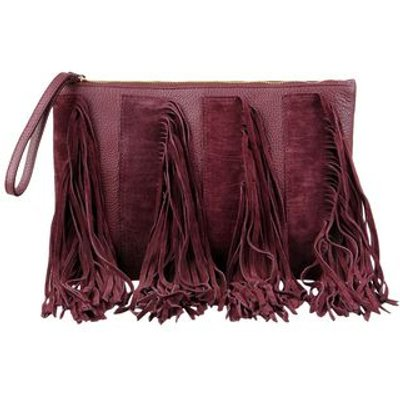 GEORGE J. LOVE BAGS Handbags Women on YOOX.COM, Deep Purple
