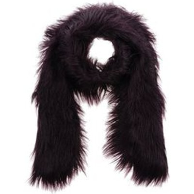UNREAL FUR ACCESSORIES Oblong scarves Women on YOOX.COM
