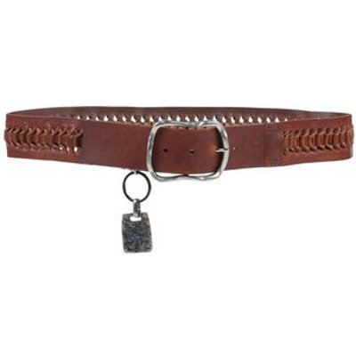 (N)INE Small Leather Goods Belts Women on YOOX.COM
