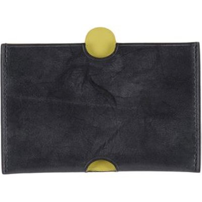 ISAAC REINA Small Leather Goods Document holders Women on YOOX.COM