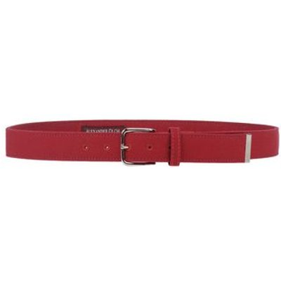 ALEXANDER OLCH New York Small Leather Goods Belts Women on YOOX.COM