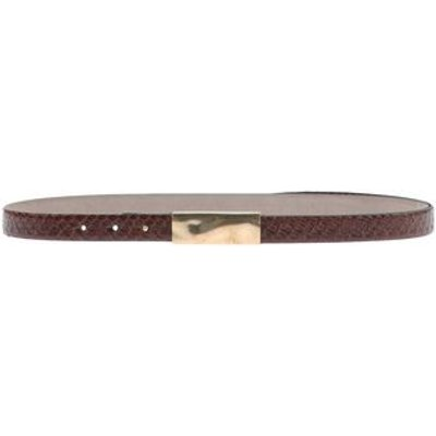 BRUNELLO CUCINELLI Small Leather Goods Belts Women on YOOX.COM
