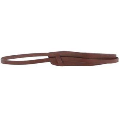 ATTIC AND BARN Small Leather Goods Belts Women on YOOX.COM