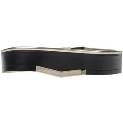 BETTY BLUE Small Leather Goods Belts Women on YOOX.COM