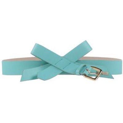 BETTY BLUE Small Leather Goods Belts Women on YOOX.COM