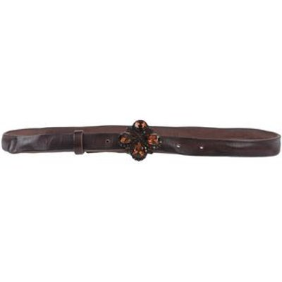 FABRIZIO MANCINI Small Leather Goods Belts Women on YOOX.COM