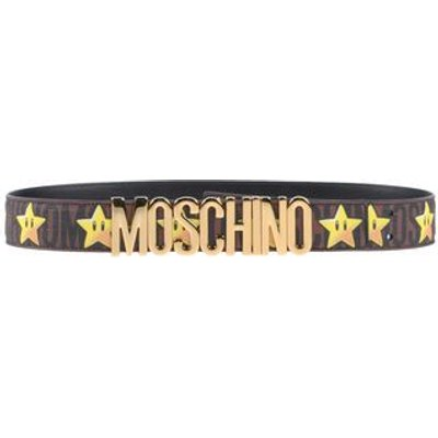 MOSCHINO COUTURE Small Leather Goods Belts Women on YOOX.COM