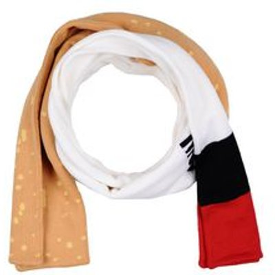 MOSCHINO COUTURE ACCESSORIES Oblong scarves Women on YOOX.COM