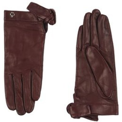 DAL DOSSO® ACCESSORIES Gloves Women on YOOX.COM