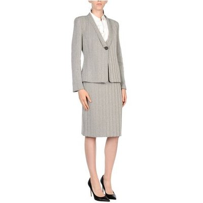 ARMANI COLLEZIONI SUITS AND JACKETS Women's suits Women on YOOX.COM