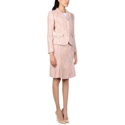 BLUE LES COPAINS SUITS AND JACKETS Women's suits Women on YOOX.COM