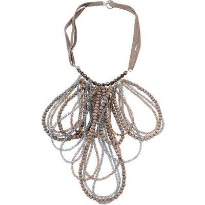 BRUNELLO CUCINELLI JEWELLERY Necklaces Women on YOOX.COM