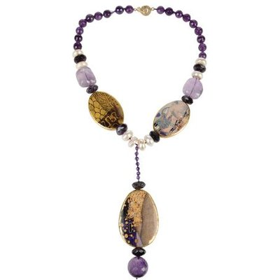 NAMASTE JEWELLERY Necklaces Women on YOOX.COM