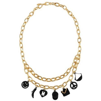 MOSCHINO COUTURE JEWELLERY Necklaces Women on YOOX.COM