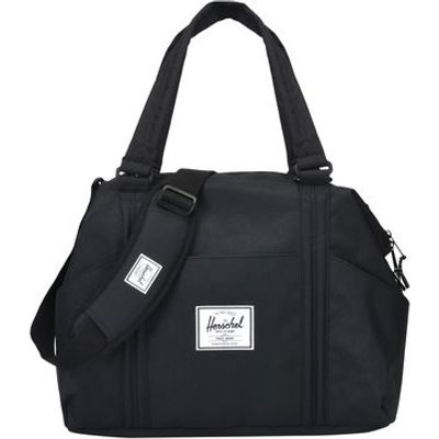 HERSCHEL SUPPLY CO. LUGGAGE Baby tote bags Unisex on YOOX.COM, Black