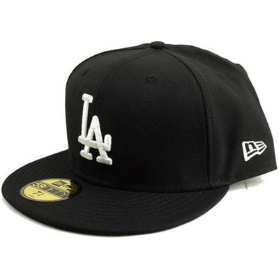 New Era 59Fifty Los Angeles Dodgers Fitted Cap