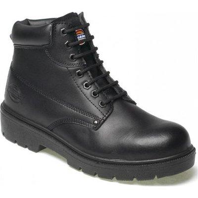 Dickies Dickies Antrim Super Safety Boot Black Size 4
