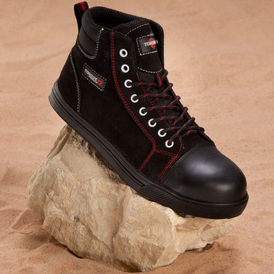 Torque Torque Street Basketball Style Safety Boot Size 7