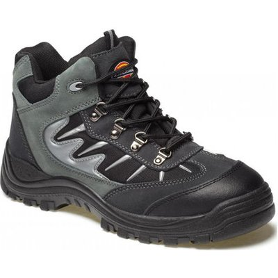 Dickies Dickies Storm Safety Hiker Trainer Black Size 5