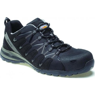 Dickies Dickies Tiber Safety Trainer Black (Size 5)