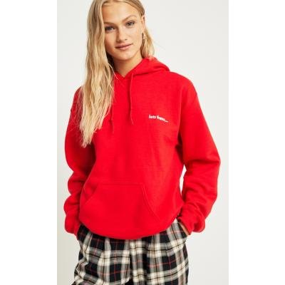 iets frans… Logo Hoodie, RED