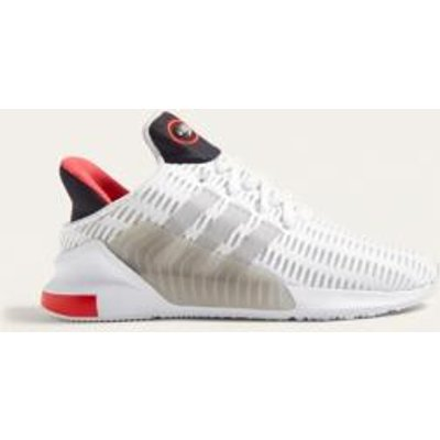 adidas Originals Climacool 02/17 White Trainers, WHITE