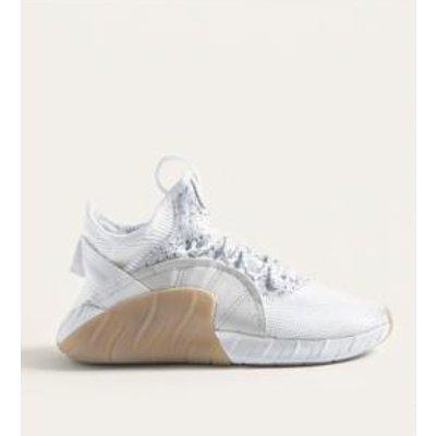 adidas Tubular Rise White Trainers, WHITE