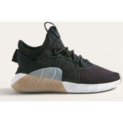 adidas Tubular Rise Black Trainers, BLACK
