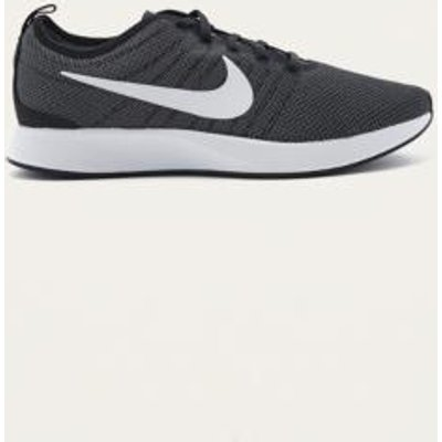 Nike Dualtone Racer Black and White Trainers, BLACK