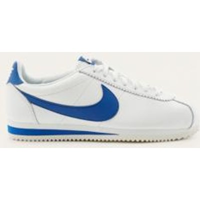 Nike Classic Cortez Leather SE Trainers, IVORY