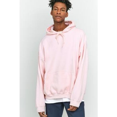 UO Pink Oversized Hoodie, PINK