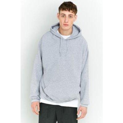 UO Grey Oversized Hoodie, GREY