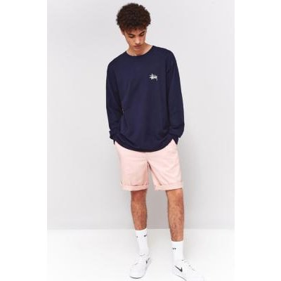 Shore Leave Rory Pink Turn Up Shorts, PINK