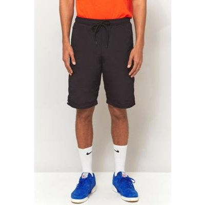 iets frans… Said Black Warmup Track Shorts, BLACK