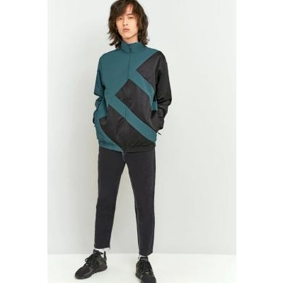 adidas EQT SST Mystery Green Bold Track Top, TURQUOISE