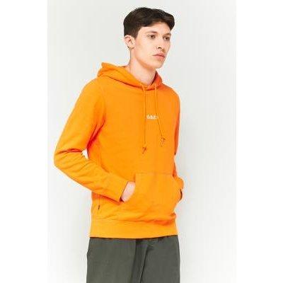Obey Corsaire Orange Hoodie, ORANGE