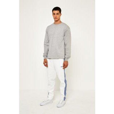 adidas Originals 70 Osaka Beckenbauer White and Blue Track Pants, WHITE