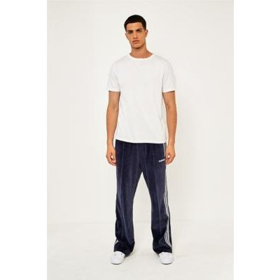adidas Originals Legend Ink OS Velour Track Pants, NAVY