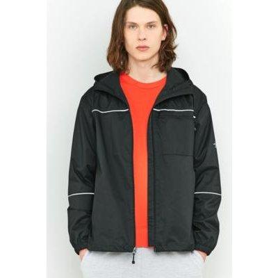 Stussy 3M Ripstop Jacket, BLACK