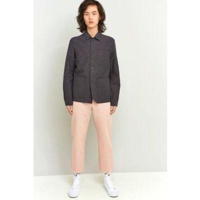 Suit Earl Dark Grey Chore Jacket, DARK GREY