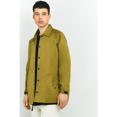 TM London Olive Coach Jacket, KHAKI