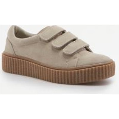 Hollie 3-Strap Creeper Trainers, NEUTRAL