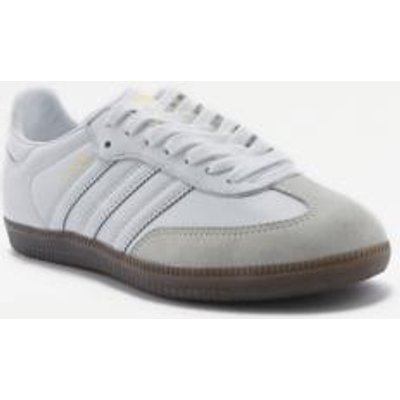 adidas Originals Samba Off White Trainers, WHITE