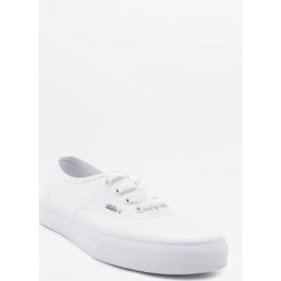Vans Authentic All-White Trainers, WHITE