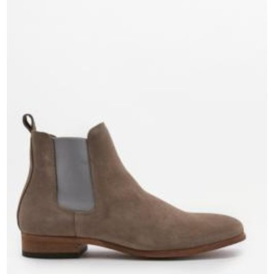Shoe The Bear Gore Suede Chelsea Boots, GREY