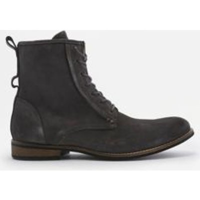 Shoe The Bear Walker Suede Boots, DARK GREY